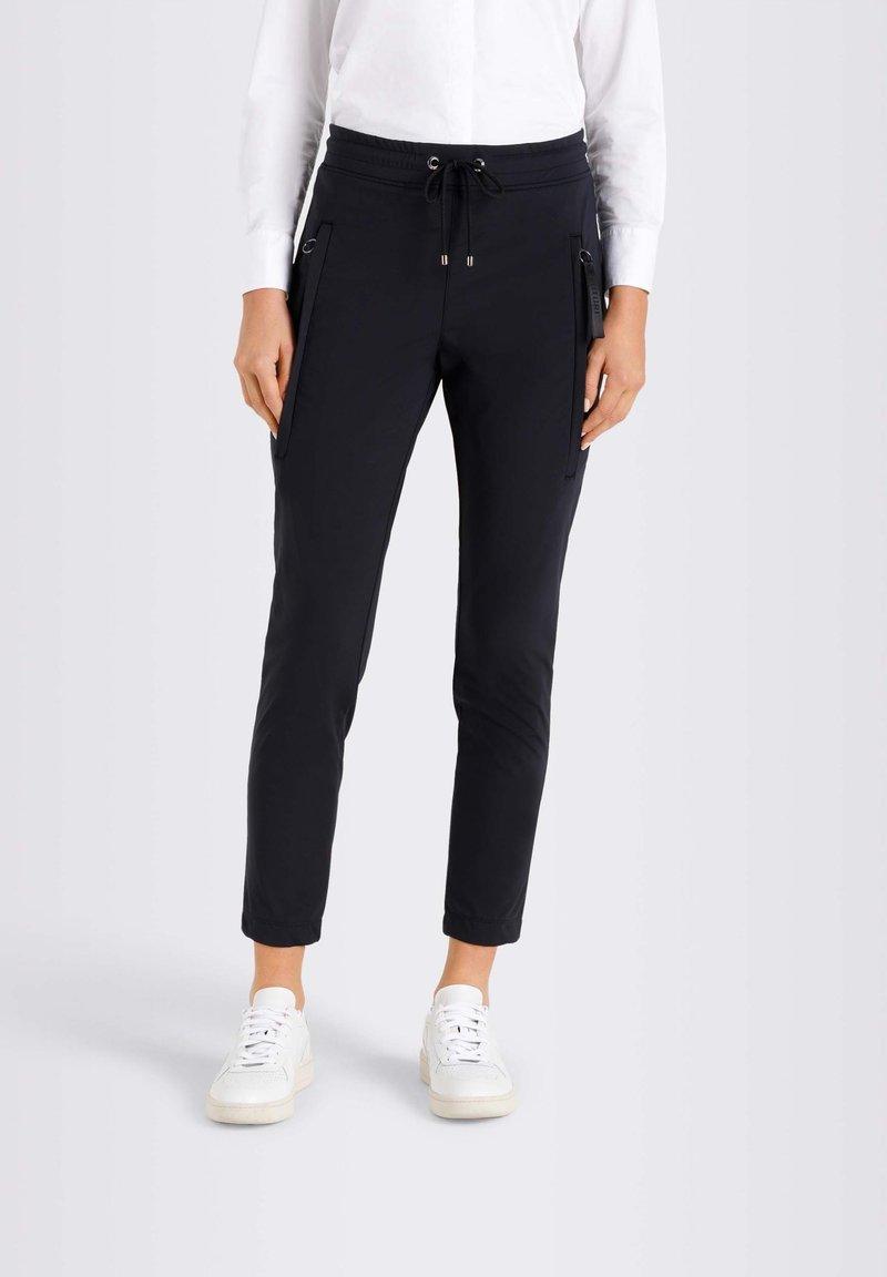 MAC Jeans - Tracksuit bottoms - black