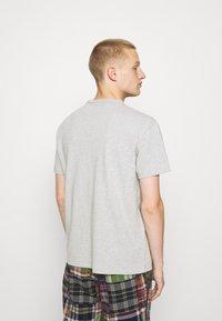 Polo Ralph Lauren - CLASSIC FIT JERSEY T-SHIRT - Basic T-shirt - andover heather - 3