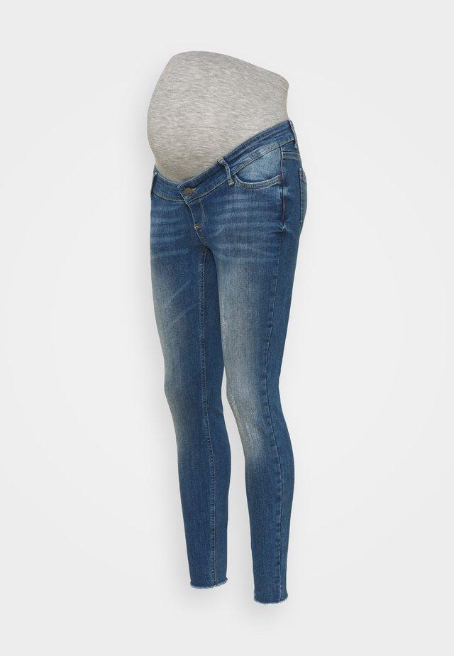 MLHAMPSHIRE - Skinny džíny - medium blue denim