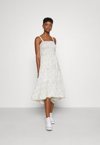 Hollister Co. - CHAIN DRESS - Day dress - multi - 0