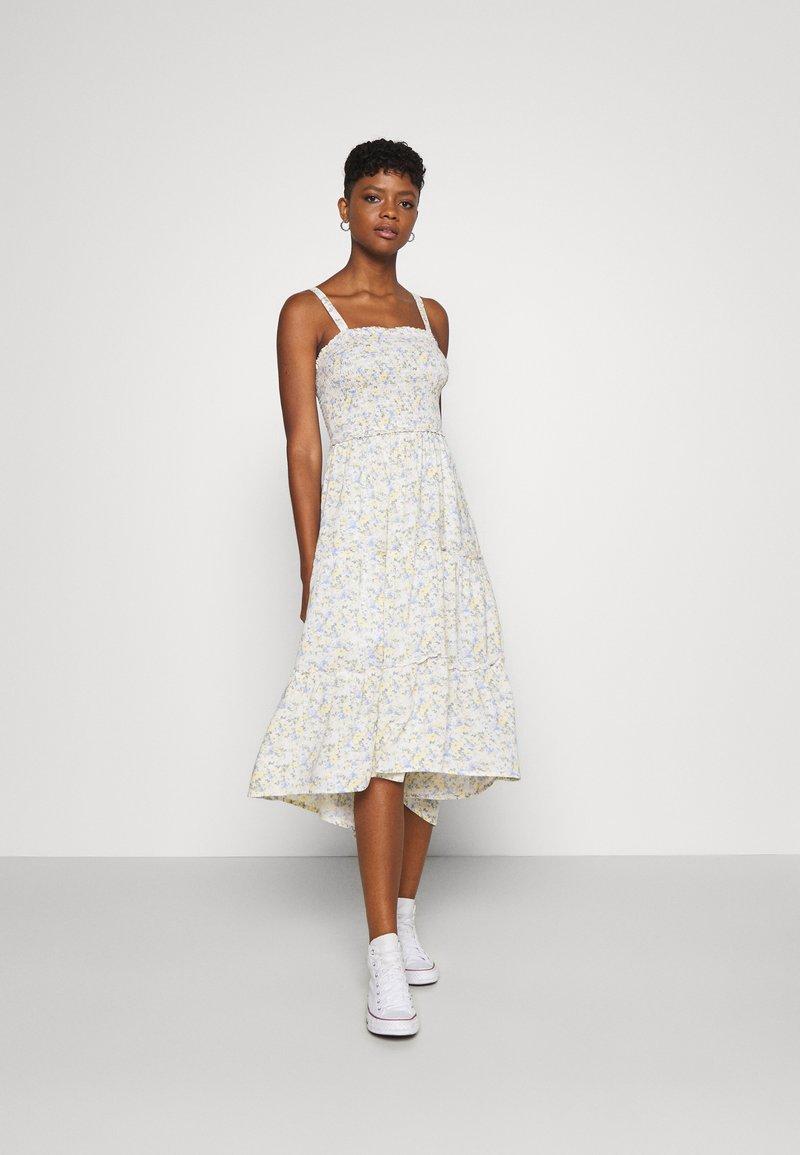 Hollister Co. - CHAIN DRESS - Day dress - multi