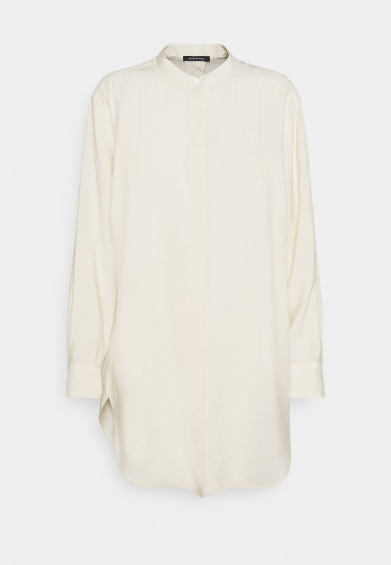 Marc O'Polo - BLOUSE LONG SLEEVE - Košile - raw cream