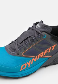 Dynafit - ALPINE - Trail running shoes - magnet/frost - 5