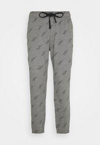 Hollister Co. - LOUNGE BOTTOM JOGGERS - Pyžamový spodní díl - grey - 0