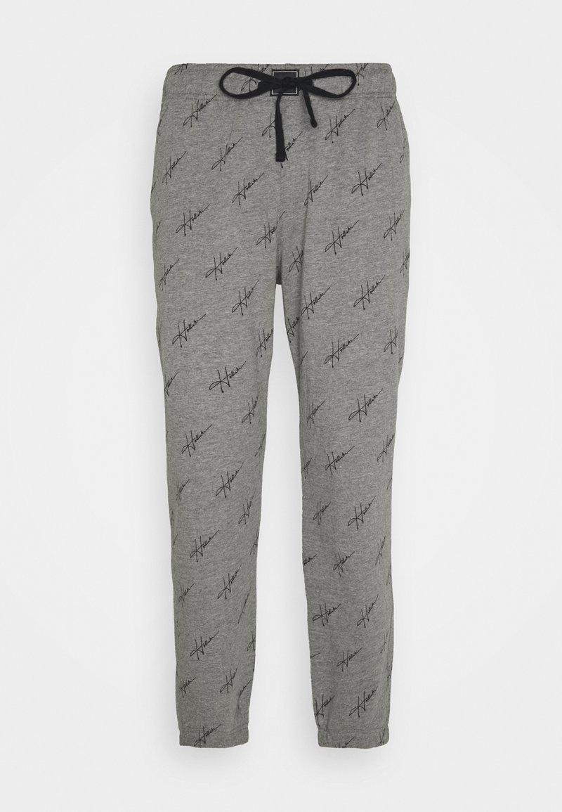 Hollister Co. - LOUNGE BOTTOM JOGGERS - Pyžamový spodní díl - grey