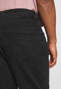 Cotton On - PLUS - Jeans slim fit - new black - 4