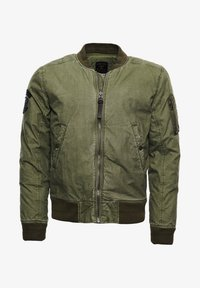 Superdry - Bomber Jacket - army green - 3