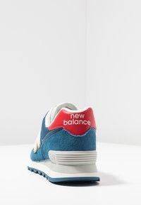 New Balance - ML574 - Trainers - blue - 3