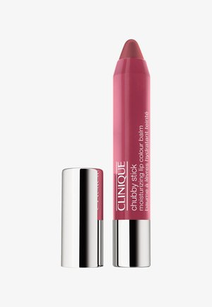 CHUBBY STICK MOISTURIZING LIP COLOUR BALM - Lippenbalsem - 07 super strawberry