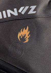 Zanier - BEHEIZTE FLUGSPORTHANDSCHUHE - Gloves - black - 4