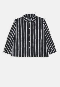 Marimekko - PIKKUPOJANPAITA - Shirt - black/white - 0
