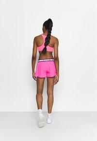 BIDI BADU - TIIDA TECH SHORTS - Sportovní kraťasy - pink/dark blue - 2