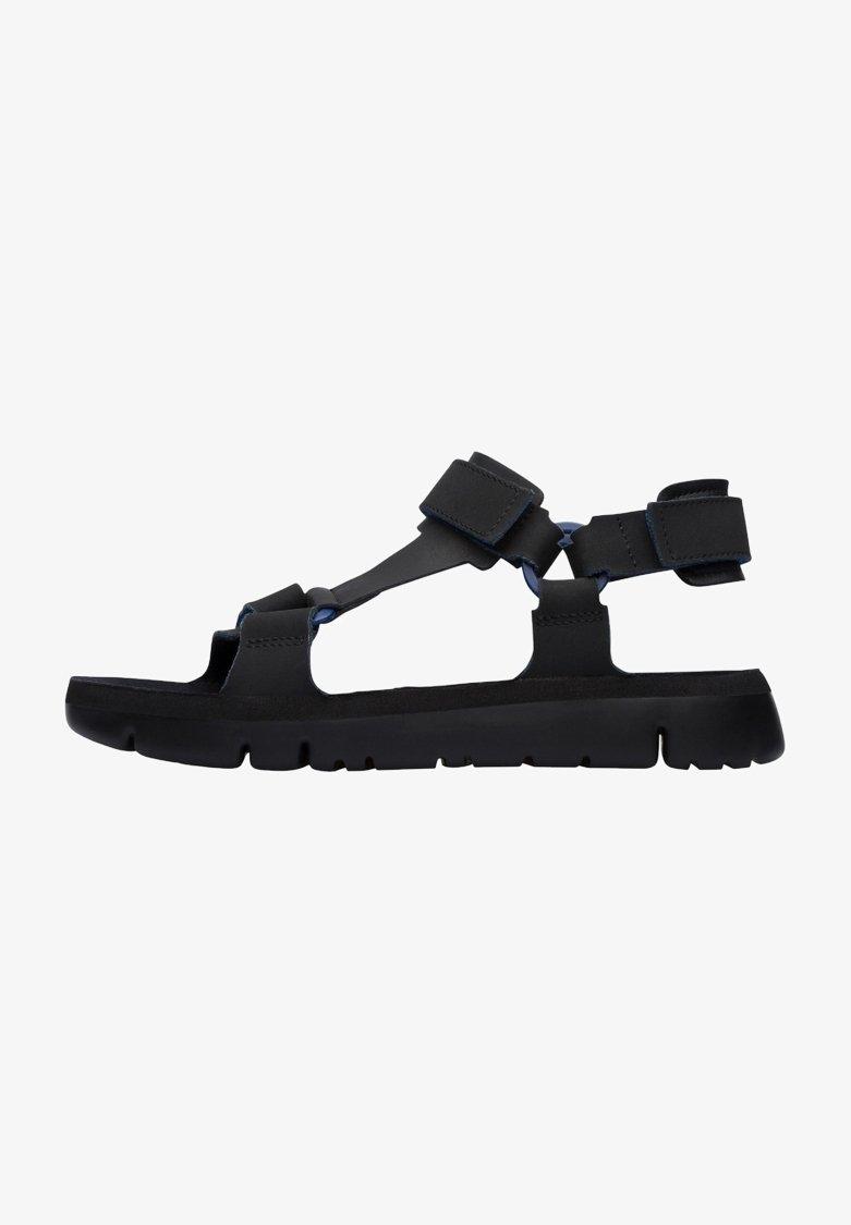 Camper - Sandalias de senderismo - black