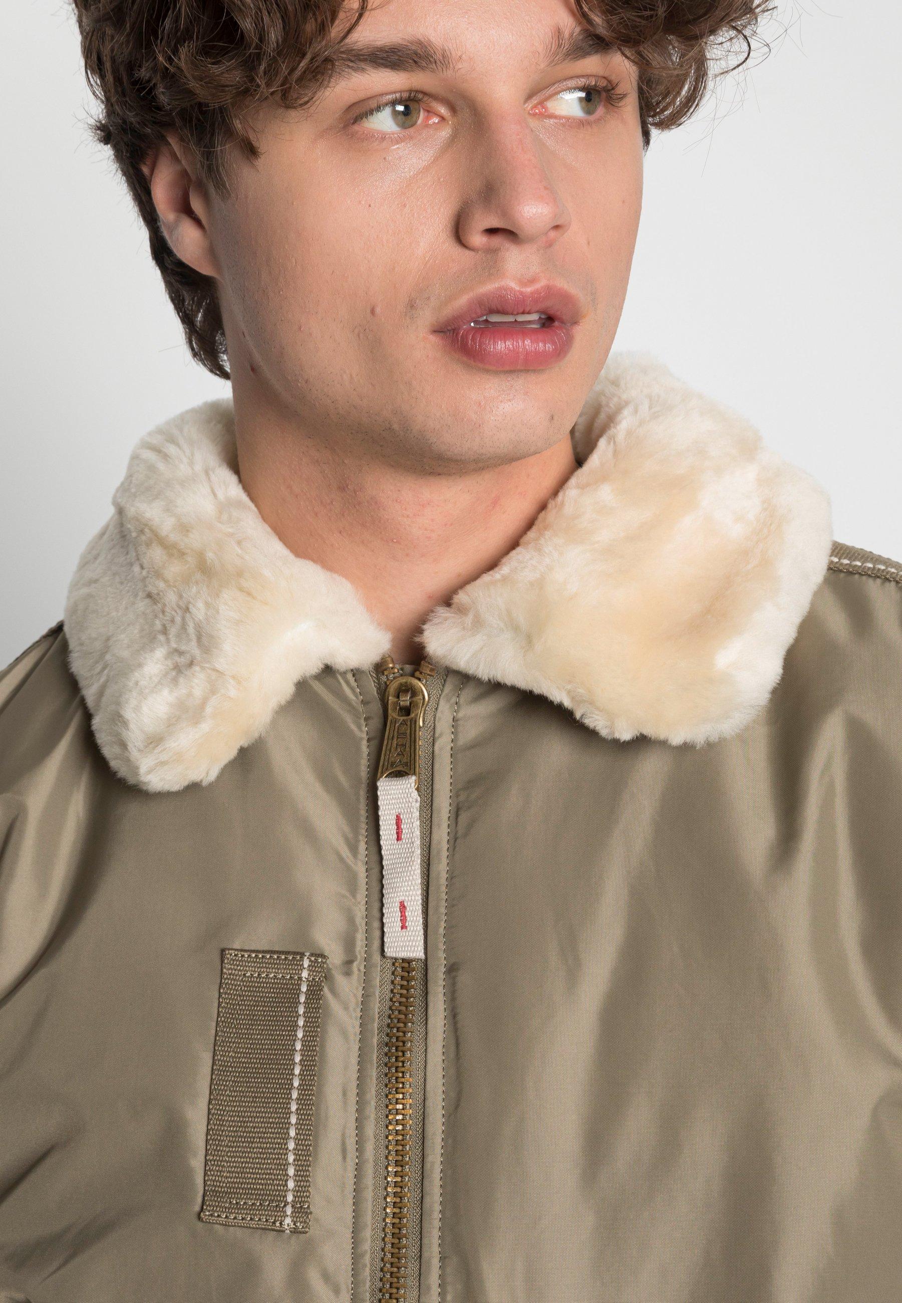 Men INJECTOR - Bomber Jacket