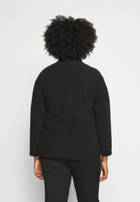 CAPSULE by Simply Be - Fleece jacket - black - 2
