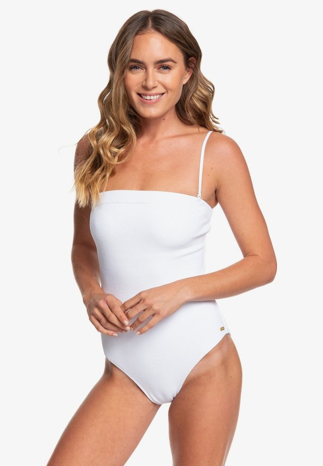 CASUAL MOOD - Swimsuit - bright white