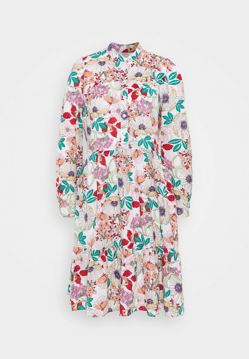 Esprit - DRESS - Kjole - off white