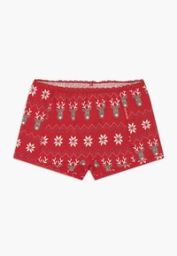 Claesen's - GIRLS 2 PACK - Pants - red - 2
