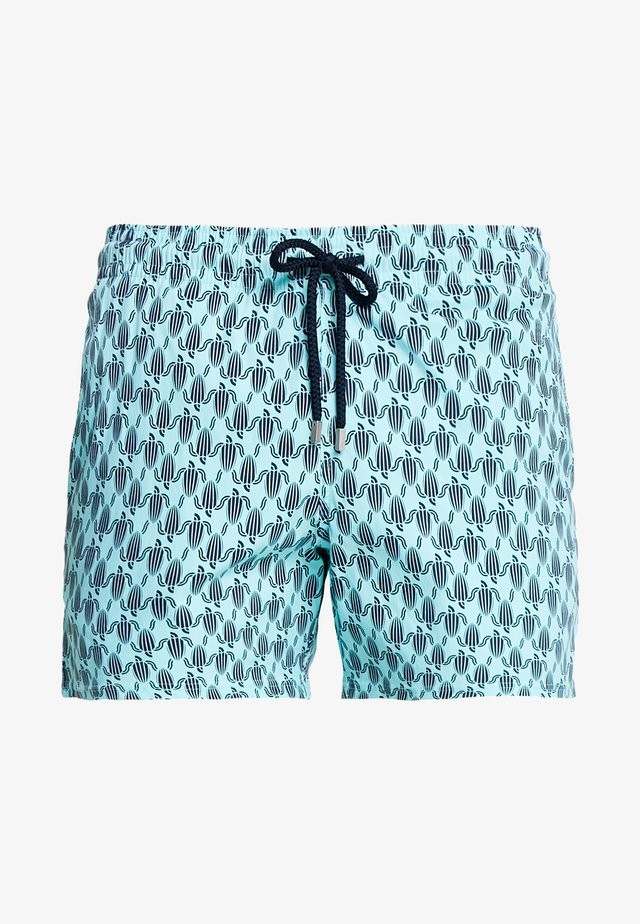 MOORSIE - Swimming shorts - acqua