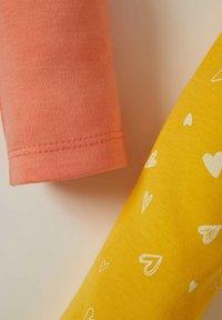 DeFacto - 2PACK - Body - yellow/peach - 6