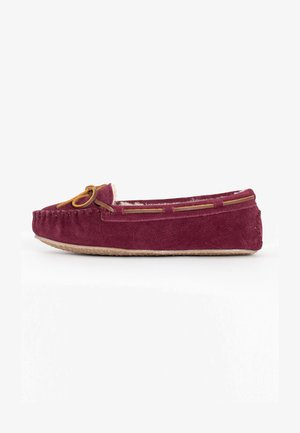 CALLY - Instappers - dark red