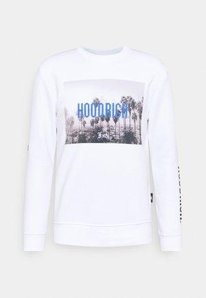 DREAMING CREW NECK - Sweatshirt - white