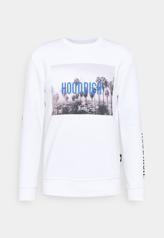 DREAMING CREW NECK - Sweatshirt - white