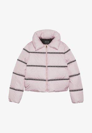 PIUMINO JUNIOR GIRL - Down jacket - rosa
