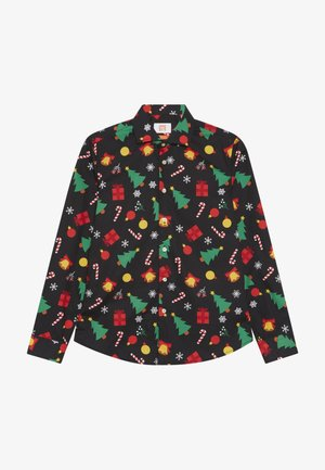 TEENS CHRISTMAS ICONS - Shirt - black