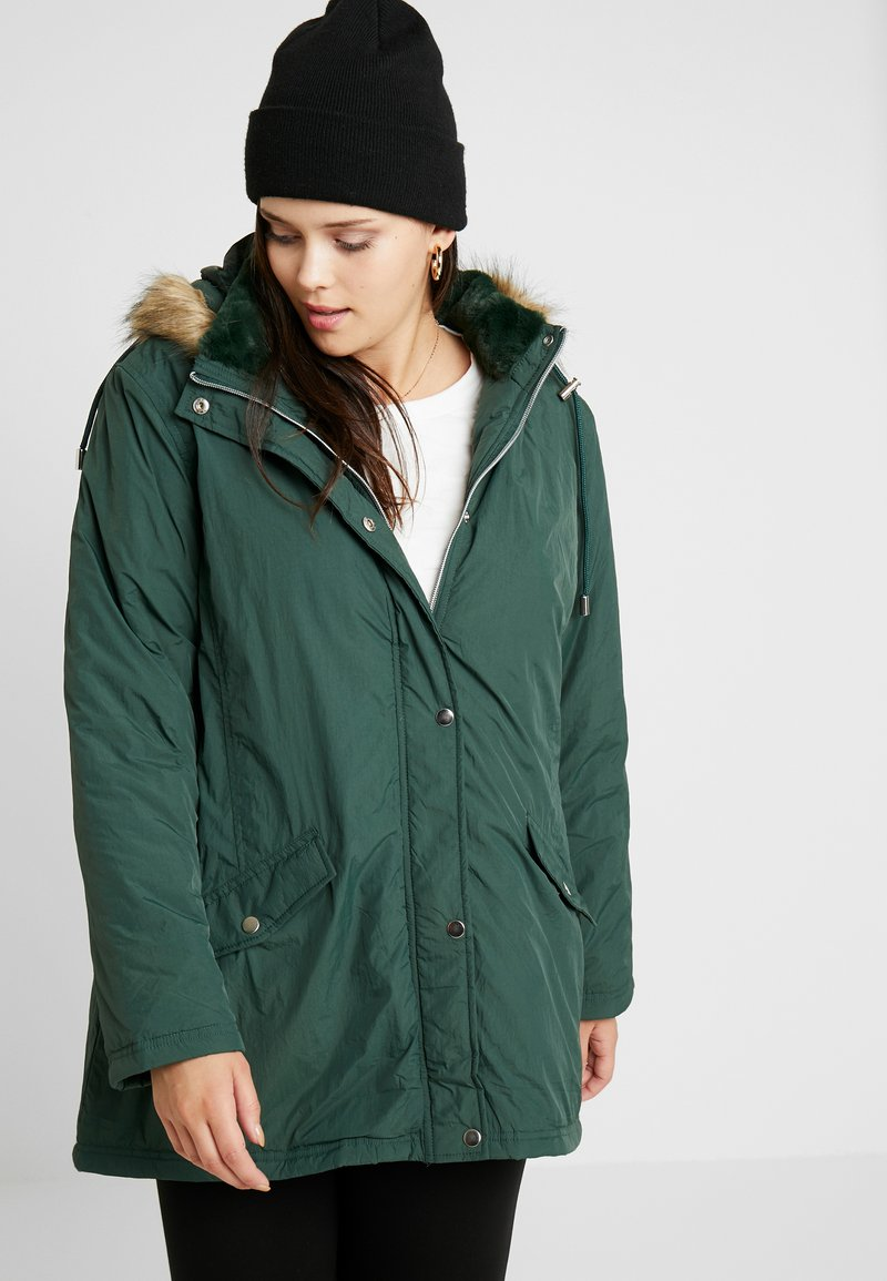 CAPSULE by Simply Be - Parka - forest green