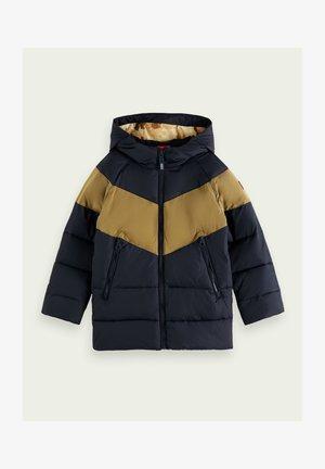 Winter jacket - night