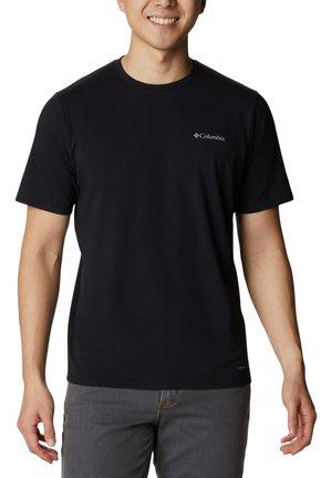Men's Sun Trek™ Short Sleeve Tee - T-shirt basic - black