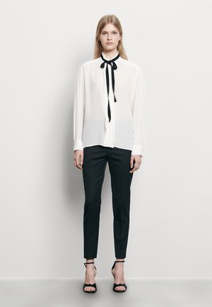 HANNI - Button-down blouse - ecru