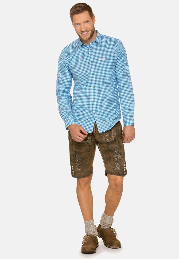 Stockerpoint - CAMPOS3 - Shirt - türkis