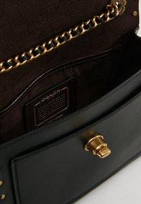 Coach - PARKER SHOULDER BAG - Across body bag - black - 4