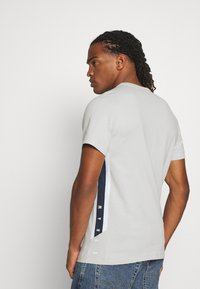 G-Star - SIDE STRIPE GR R T S\S - T-shirt print - cool grey - 2