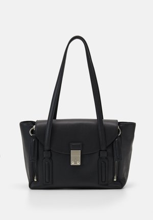 PASHLI MEDIUM SHOULDER BAG - Handväska - black