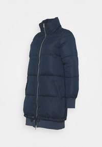 MAMALICIOUS - MLLINE 2 IN 1 LONG COAT  - Winter coat - navy blazer - 1