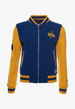 Zip-up sweatshirt - pilot mid blue