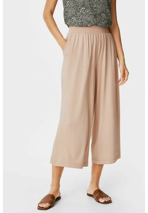 HOSE - Spodnie materiałowe - beige