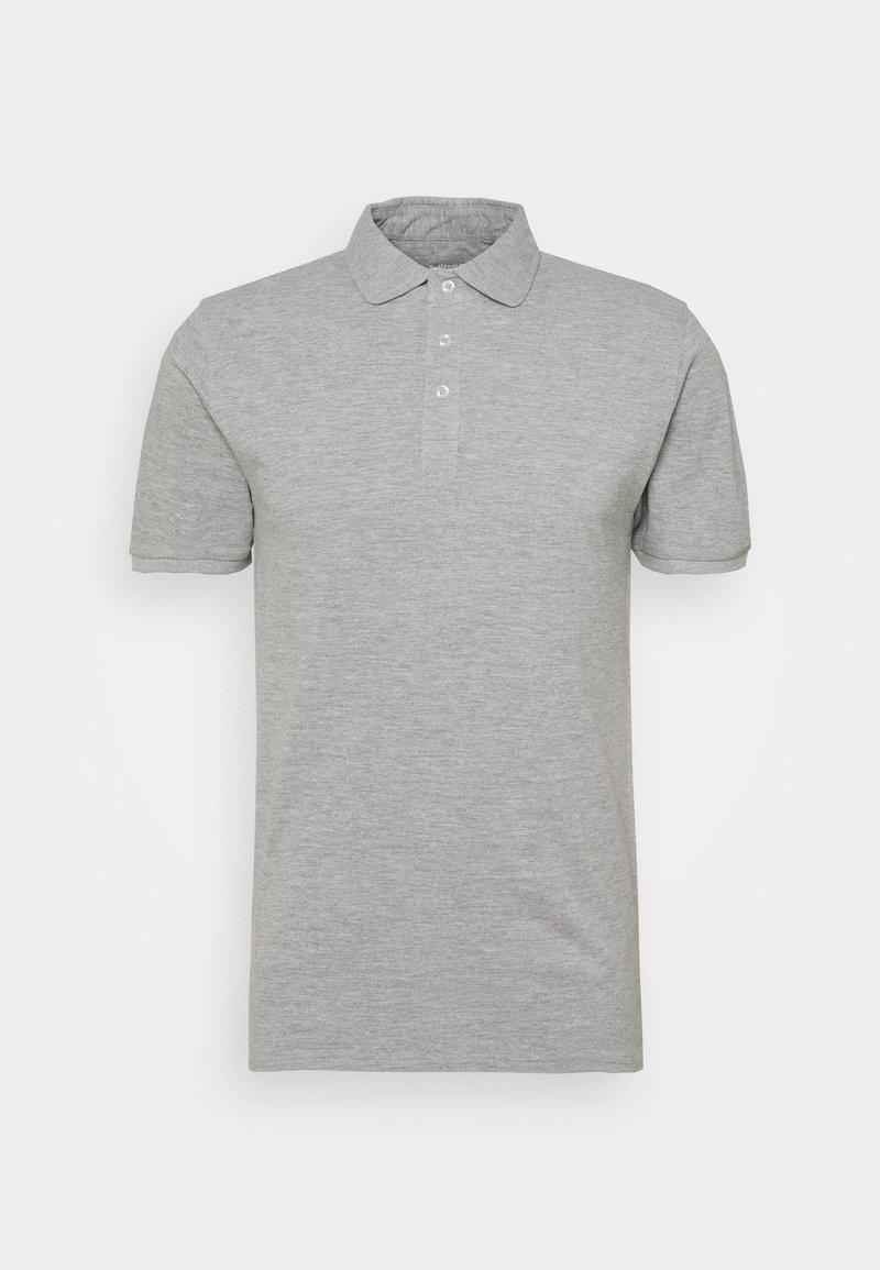 Bruun & Stengade - LANAI - Polo shirt - grey