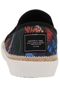 Scotch & Soda - Trainers - blackunderwater printt - 2