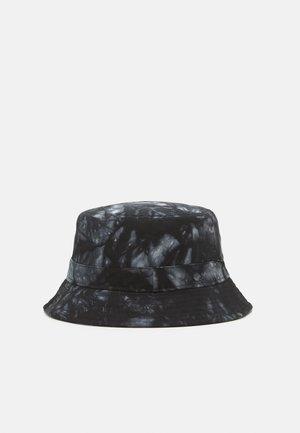 ONSHARRY TIE DYE BUCKET HAT UNISEX - Cappello - black/white