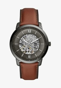 Fossil - Watch - brown - 0