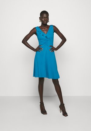 AUSTRALIANO  - Jersey dress - teal