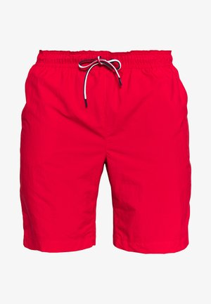MEDIUM DRAWSTRING - Swimming shorts - red