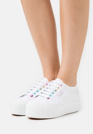 2790 - Trainers - white/rainbow multicolor