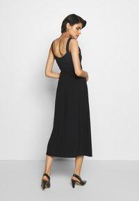 Filippa K - AUDREY DRESS - Cocktailjurk - black - 2