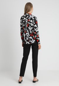 J.CREW TALL - CAMERON SEASONLESS STRETCH - Kalhoty - black - 2