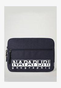 Napapijri - Laptop bag - blu marine - 0